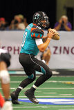 AFL: MAR 12 Jacksonville Sharks at Arizona Rattlers Stock Image