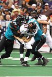AFL : Prédateurs du 2 avril Orlando chez l'Arizona Rattlers Images stock