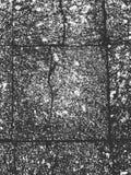 Aflija a textura rachada velha do muro de cimento ilustração do vetor