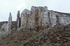 Afloramiento rocoso Fotos de archivo