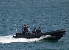 afm θαλάσσια γρήγορη απάντησ&e Στοκ Φωτογραφία