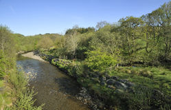 Afon Cammarch River Stock Photos