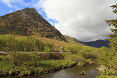 Afon Denau, Ogwen Valley Royalty Free Stock Image
