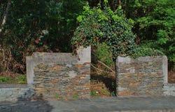 700 africa ärke- granit miljon mer namibia gammala spitzkoppesten än år Royaltyfri Fotografi