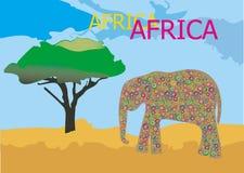 africa Obraz Royalty Free