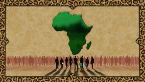 africa royaltyfri foto