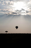 Africa Balloon Royalty Free Stock Images