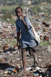 africa barn Royaltyfria Bilder