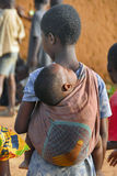Africa children Stock Images