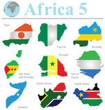 Africa Collection 5 Stock Image