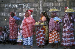 AFRICA COMOROS ANJOUAN Stock Photography