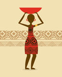 Africa design Royalty Free Stock Photo