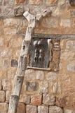 africa dogon typowy drabinowy Mali Fotografia Stock