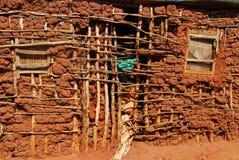 africa dom Zdjęcia Stock