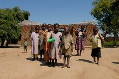 africa dzieci Obraz Stock