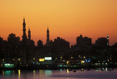 AFRICA EGYPT ALEXANDRIA Royalty Free Stock Photo