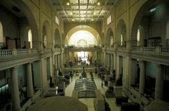 AFRICA EGYPT CAIRO EGYPTIAN MUSEUM Royalty Free Stock Photography