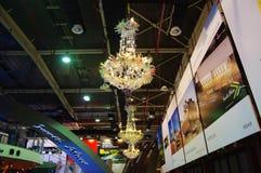 africa expo2010 pawilonu Shanghai południe Obrazy Stock