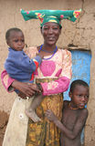 africa folk Arkivfoton