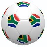 africa futbolu południe Zdjęcie Stock