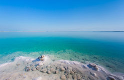 Africa and Israel Dead Sea scenery Royalty Free Stock Photography