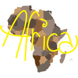 Africa Royalty Free Stock Photo