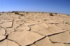 africa minsta nederbörd Royaltyfri Fotografi