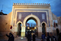 AFRICA MOROCCO FES Royalty Free Stock Photos