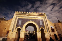 AFRICA MOROCCO FES Stock Photo