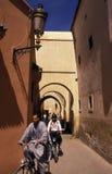 AFRICA MOROCCO MARRAKESH Royalty Free Stock Photos