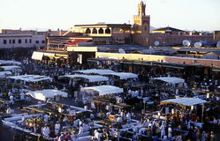 AFRICA MOROCCO MARRAKESH Royalty Free Stock Image
