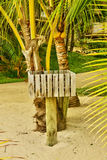 Africa, picturesque area of La Pointe Aux Canonniers in Mauritiu Royalty Free Stock Images