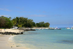Africa, picturesque area of Mont Choisy in Mauritius Stock Photography