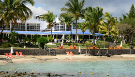 Africa, picturesque area of Mont Choisy in Mauritius Stock Image
