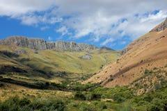 africa południe krajobrazowi halni Obraz Stock