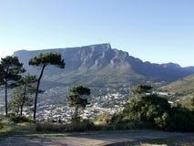 africa przylądka południe miasteczko Obraz Royalty Free