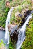 africa södra vattenfall royaltyfria foton