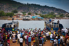 Africa, Sierra Leone, Freetown Royalty Free Stock Photography