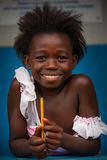 Africa, Sierra leone, the small village of Mabendo Stock Photography