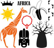 Africa Royalty Free Stock Photos