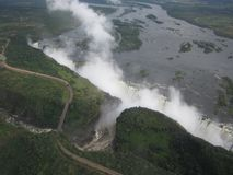 Free Africa - Victoria Falls  - Zambia Royalty Free Stock Photos - 155901798
