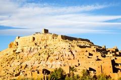 africa w Morocco dziejowa wioska Fotografia Royalty Free