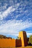 africa w Morocco wioska Zdjęcia Royalty Free
