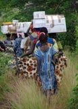 Africaines de Femmes Imagem de Stock Royalty Free