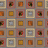 African abstract background Stock Photo