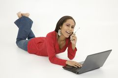 African American Royalty Free Stock Photography