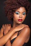 African american beauty Royalty Free Stock Photo