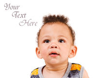 African American boy Royalty Free Stock Image