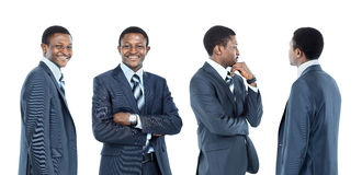 African american business Royalty Free Stock Photography