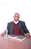 African American Business Man Royalty Free Stock Photos